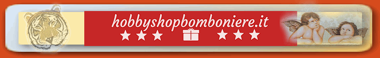 banner welcome nuovo sito ecommerce hobbyshopbomboniere