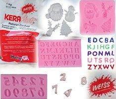 Fimo pasta stampi per modellismo polvere ceramica gesso for Glicine bonsai prezzo