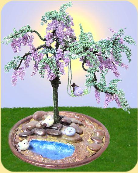 Glicine alberello bonsai bomboniere fai da te per for Glicine bonsai prezzo
