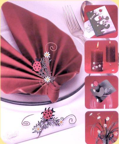 Vetrina decorazioni di carta fai da te portatovagliolo - Decorazioni con fazzoletti di carta ...