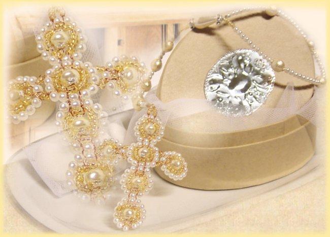 Favorito confetti nozze d'oro porta confetti idee bomboniere fai da te  TM92