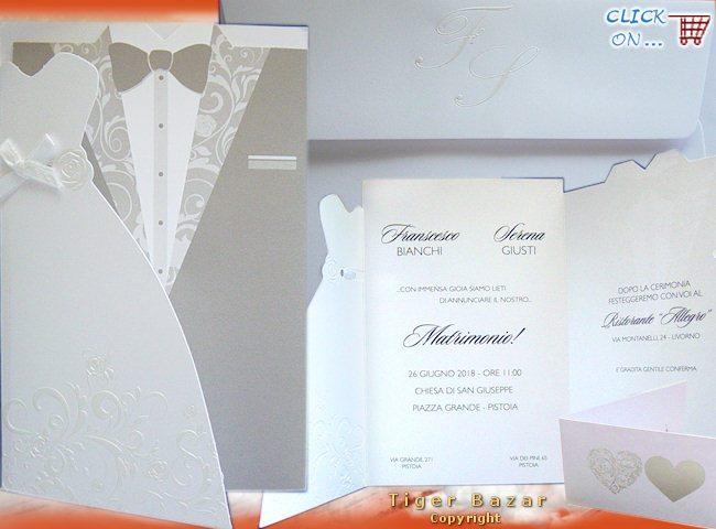 Partecipazioni Matrimonio 2018 Online.Partecipazione Di Nozze Modelli Di Stampa Testo Tigerbazar