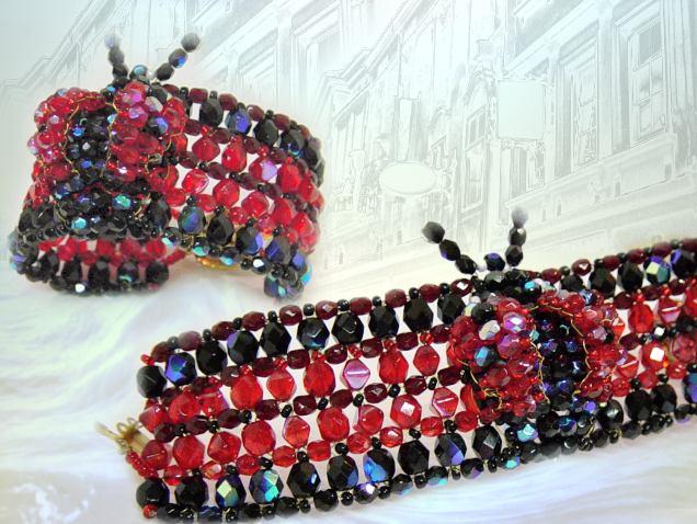 Bigiotteria perline braccialetti con animaletti perle - Portafortuna fai da te ...